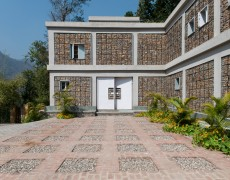 Rustic luxury in Rishikesh | Perspective