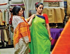 The school for saris | The Australian