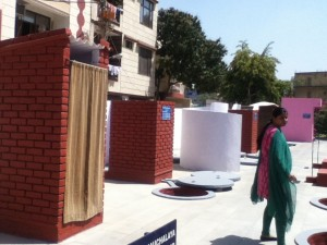 Sulabh's different toilet models